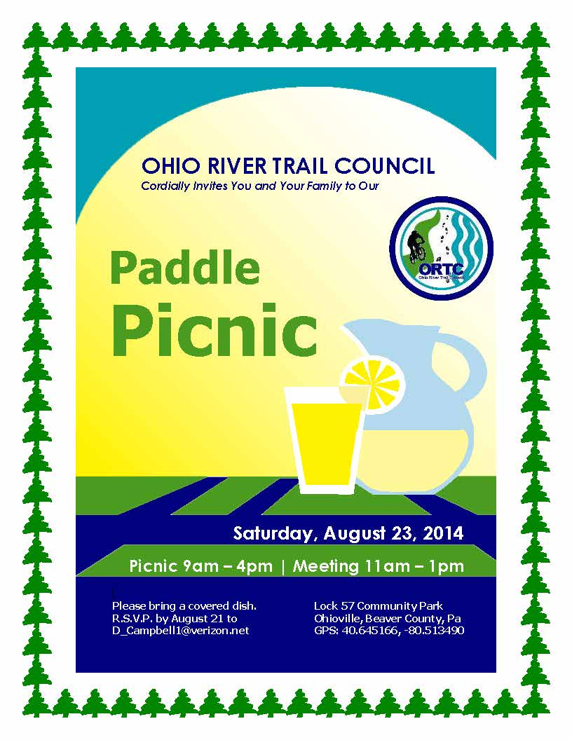 ORTC Paddle Picnic