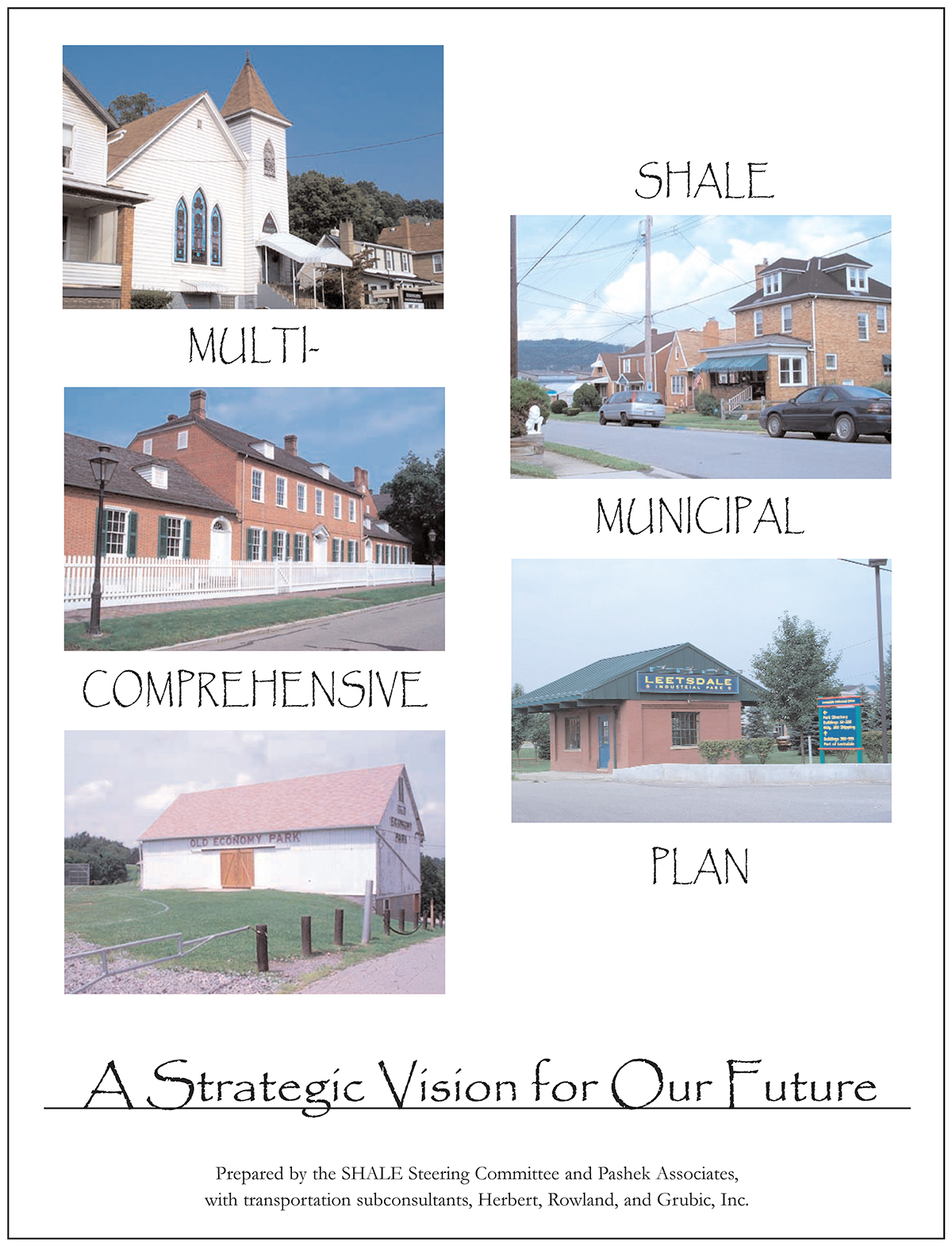 Shale Comprehensive Plan