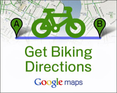 Get Biking Directions